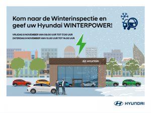 Hyundai Winterinspectie campagne 2019