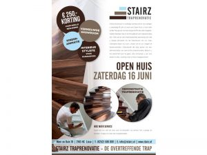 Stairz Traprenovatie Campagne